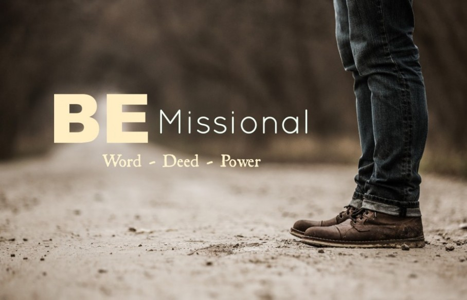 Be Missional | Oct. 2013-April 2014