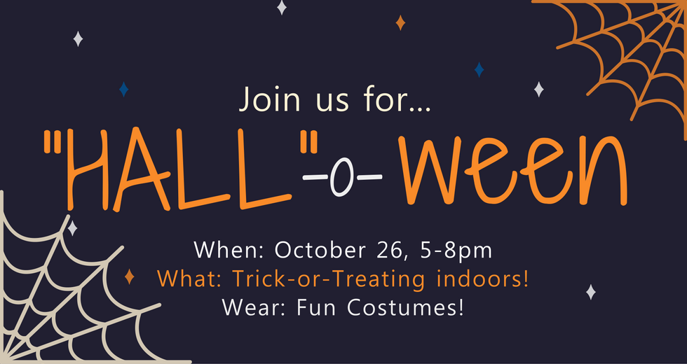 """Hall""-o-ween Event"